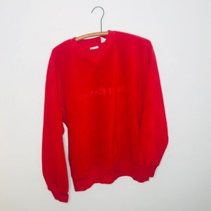 Vintage Retro 90's GAP Fleece Oversized Pullover